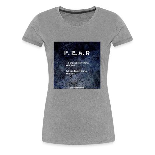 5154482E D70F 4608 9C30 3D1747AFA11E - Women's Premium T-Shirt