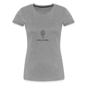 Insta name - Women's Premium T-Shirt