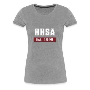 Established in 1999 - Women's Premium T-Shirt