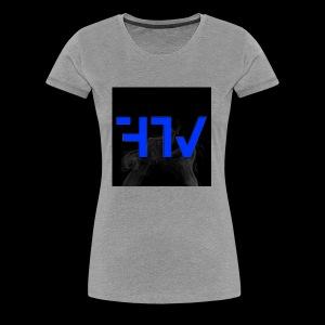 F3ars TV Logo - Women's Premium T-Shirt
