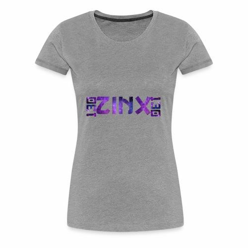 Zinx130 hoodie - Women's Premium T-Shirt