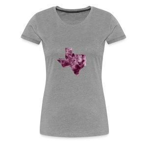 Texas - Women's Premium T-Shirt