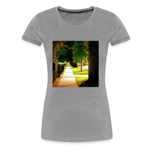 RiverBend - Women's Premium T-Shirt