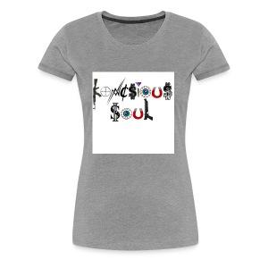 Konscious Soul - Women's Premium T-Shirt