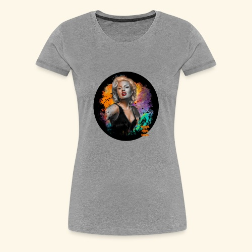 Marilyn Monroe - Women's Premium T-Shirt