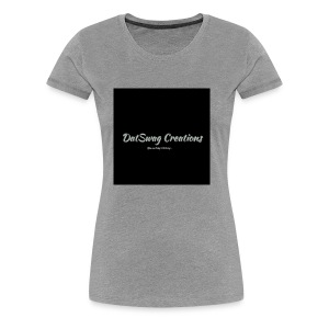 DatSwag Creations - Women's Premium T-Shirt