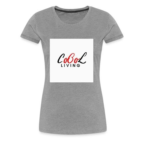 New Wave - Women's Premium T-Shirt