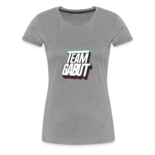 team gabut - Women's Premium T-Shirt