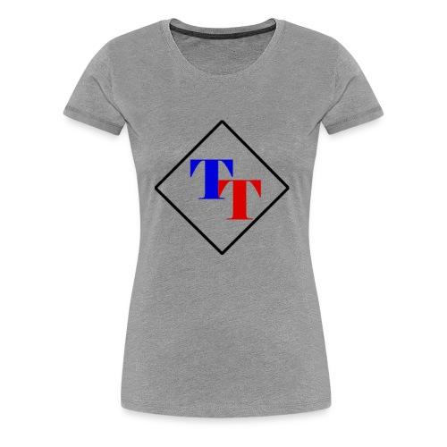 Black Diamond TaitorTot Logo - Women's Premium T-Shirt