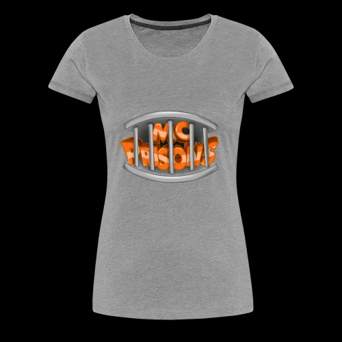 MCPrisons - Women's Premium T-Shirt