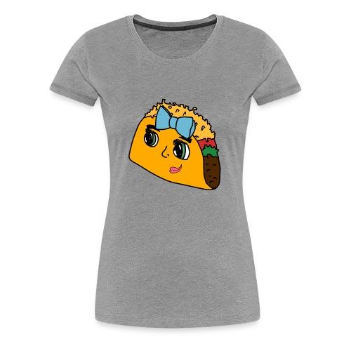 Taco Girlfriend - Women's Premium T-Shirt