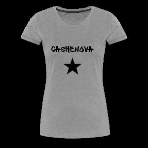 Cashenova - Women's Premium T-Shirt