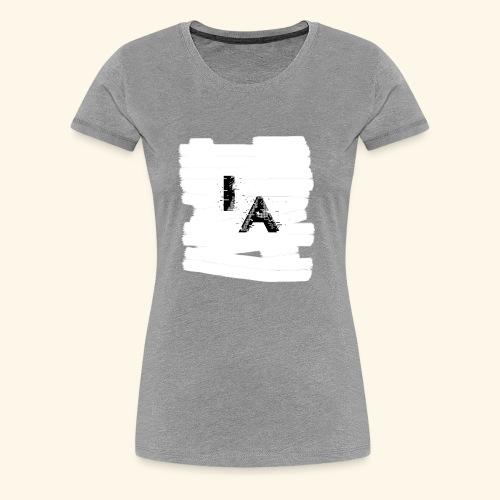 I.A. - Women's Premium T-Shirt