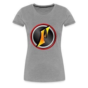 Flinter Logo - Women's Premium T-Shirt