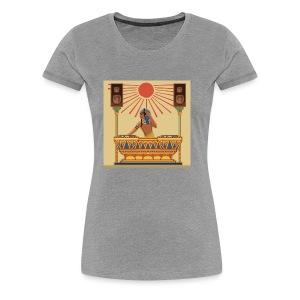 Dj Rick - Women's Premium T-Shirt