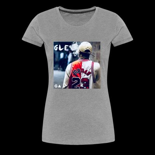 GLF RARE LINE - Women's Premium T-Shirt
