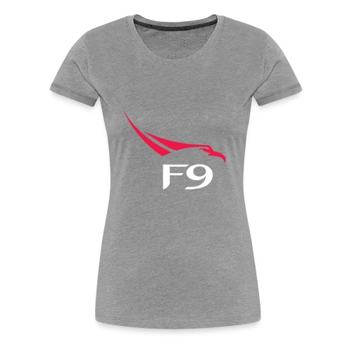 SpaceX Falcon Heavy logo - Women's Premium T-Shirt