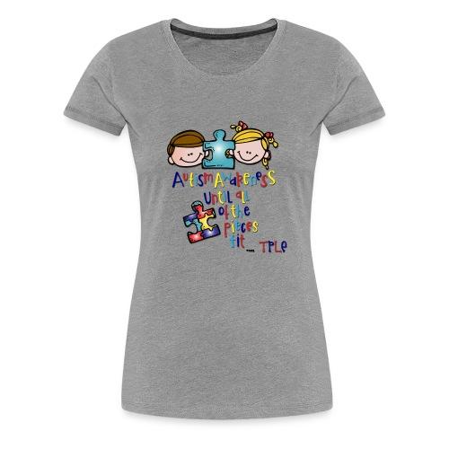 tple autism shirt - Women's Premium T-Shirt