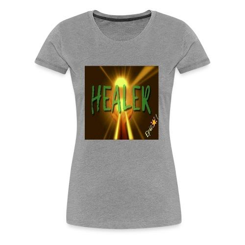 Healer - Women's Premium T-Shirt