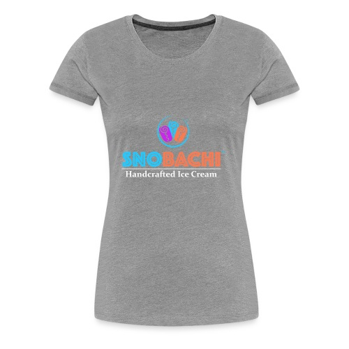 Rev Logo A - Women's Premium T-Shirt