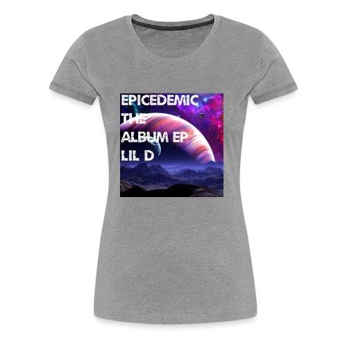 Epicedemic EP - Women's Premium T-Shirt