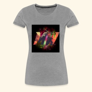 YouTube Icon 2 - Women's Premium T-Shirt