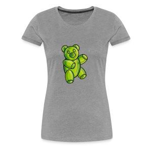 UrsidaeX Gummy Bear - Women's Premium T-Shirt