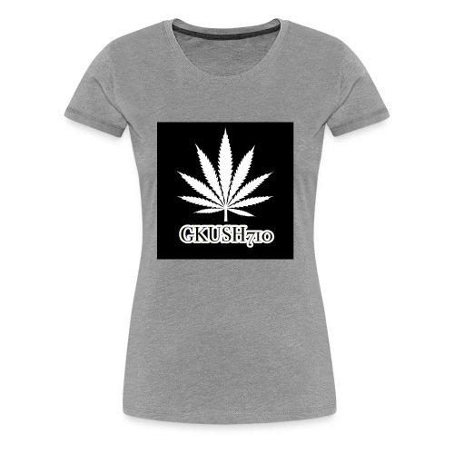 Weed Leaf Gkush710 Hoodies - Women's Premium T-Shirt