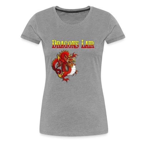 DragonsLair - Women's Premium T-Shirt