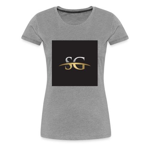 Stam Gr - Women's Premium T-Shirt