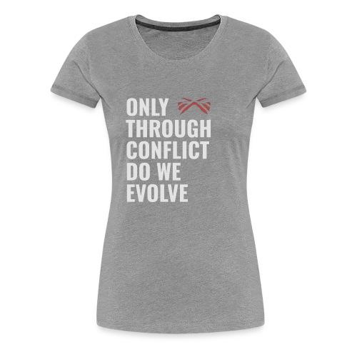 Doomfist Quote | Overwatch - Women's Premium T-Shirt