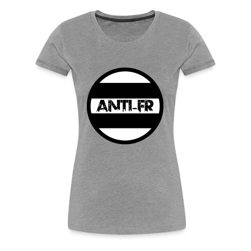 ANTI-FRLOGO - Women's Premium T-Shirt