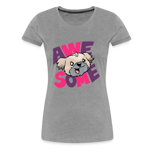 5537284 13587069 - Women's Premium T-Shirt