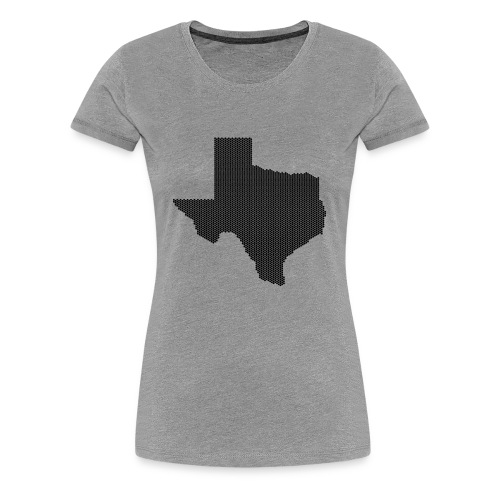 Texas - Women's Premium T-Shirt