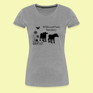 Cows - Women's Premium T-Shirt