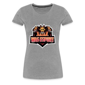 was esport - Women's Premium T-Shirt