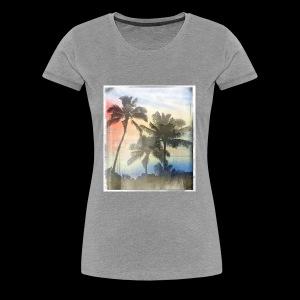 Beach Fun - Women's Premium T-Shirt