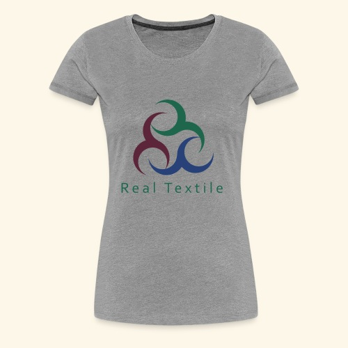 real tex 1 - Women's Premium T-Shirt