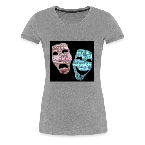 masks 827729 - Women's Premium T-Shirt