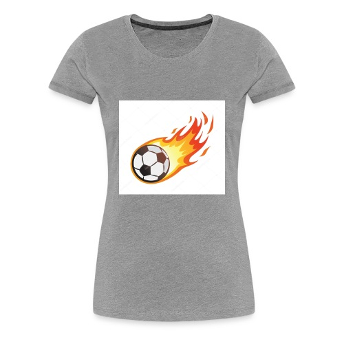 Soccer boys - Women's Premium T-Shirt