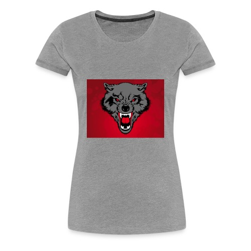 Wolf Pack - Women's Premium T-Shirt