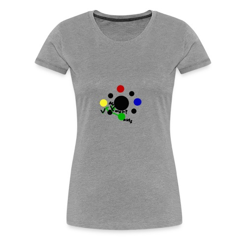 Complicated Strategy Map - Women's Premium T-Shirt