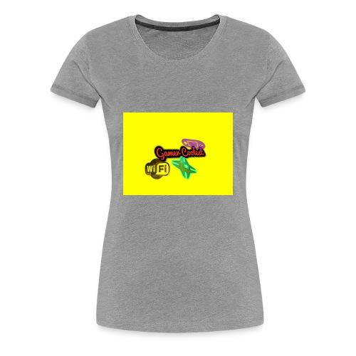 Gamer coolest - Women's Premium T-Shirt
