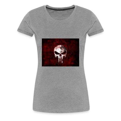 skulls 33 - Women's Premium T-Shirt