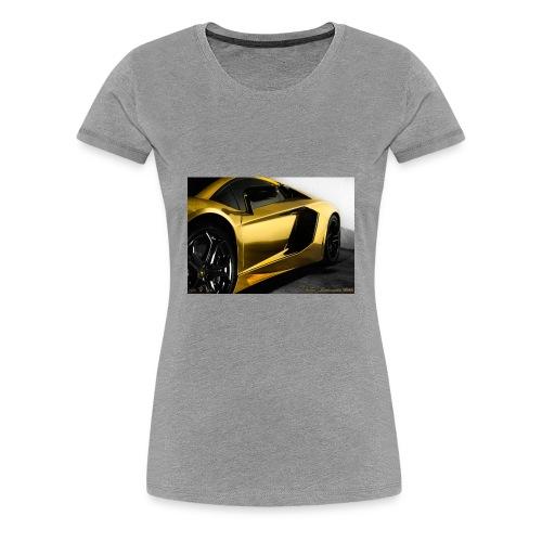 Deji - Women's Premium T-Shirt