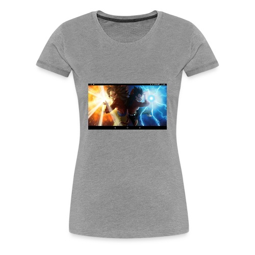 Dragon ball - Women's Premium T-Shirt