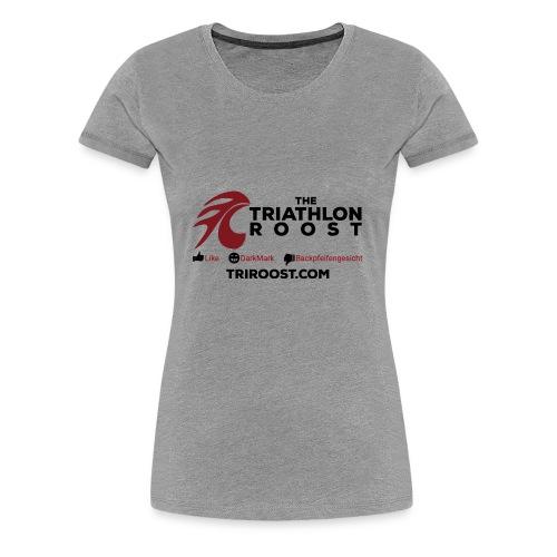 TriRoost - L/D/B - Women's Premium T-Shirt