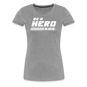 BHK secondary white TM - Women's Premium T-Shirt