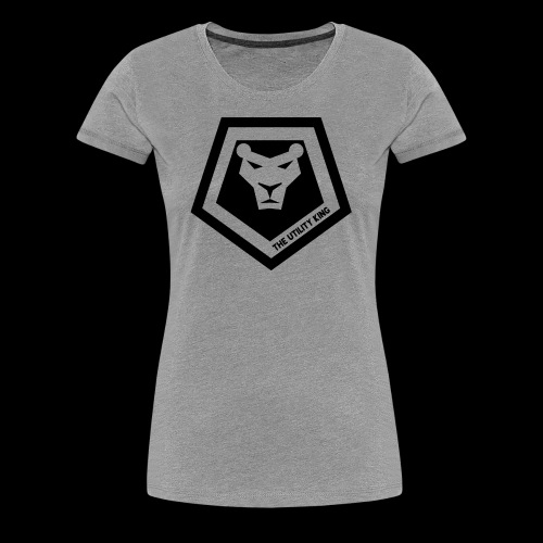 The Utility King - Women's Premium T-Shirt