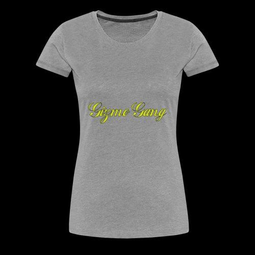 Gizmo Gang Lite - Women's Premium T-Shirt